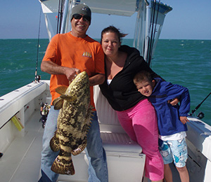 Key West Goliath Grouper