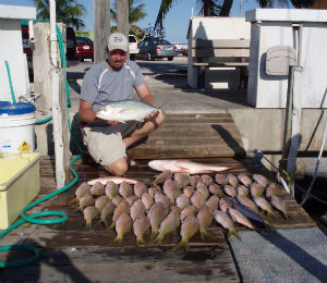 Key West Fishing Report for June