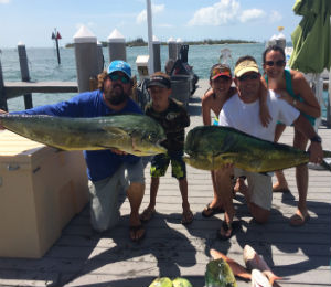 Key West Fishing Report for August