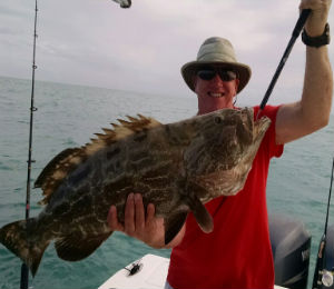 Key West Catch of the Week - Black Grouper