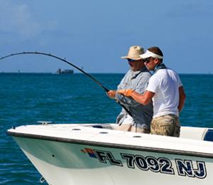 Wreck Fishing