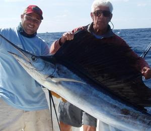 Sailfish Fishing Charters