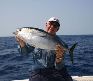 Key West Tuna Fishing