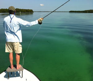 Fishing for Bonefish in Key West Florida