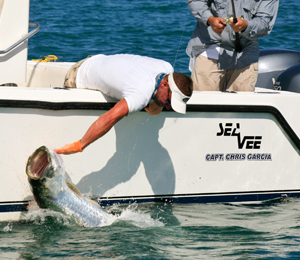 May Tarpon Fishing In Key West